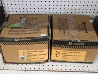 2 BOXES OF 2  ARDOX NAIlS