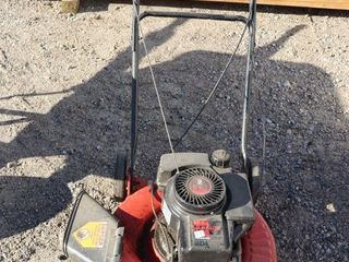 CANADIAN TIRE 20  lAWN MOWER WITH