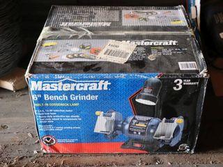 MASTERCRAFT 6  BENCH GRINDER