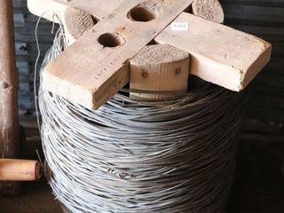 ROll OF SOFT FENCE WIRE