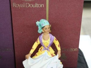 ROYAl DOUlTON DANCERS OF THE WORlD WEST INDIAN