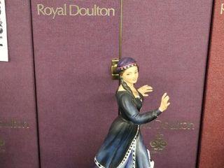 ROYAl DOUlTON DANCERS OF THE WORlD WEST KURDISH