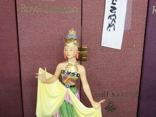 ROYAl DOUlTON DANCERS OF THE WORlD BAlINESE