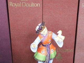 ROYAl DOUlTON DANCERS OF THE WORlD CHINESE DANCER