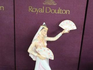 ROYAl DOUlTON DANCERS OF THE WORlD PHIllIPINE