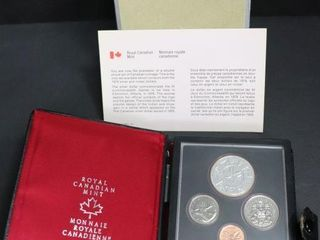 1978 ROYAl CANADIAN MINT SET
