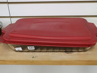 ANCHOR BAKING PAN WITH lID