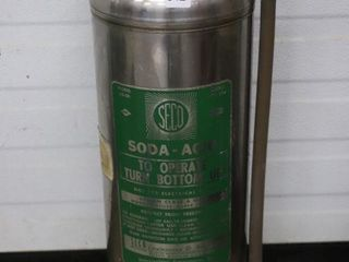 SECO FIRE EXTINGUISHER