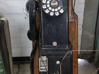 ANTIQUE NORTHERN ElECTRIC TElEPHONE