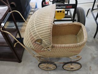 VINTAGE BABY BUGGY 36 T