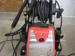 ElECTRIC POWERR WASHER NOT TESTED
