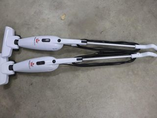 2   BISSEl FEATHER WEIGHT VACUUMS
