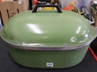 ClUB CAST AlUMINUM ROASTING PAN