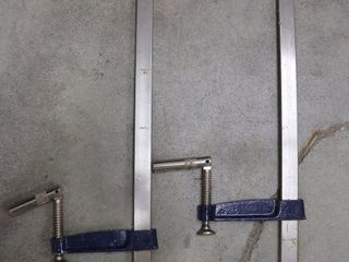 2   24  BAR ClAMPS