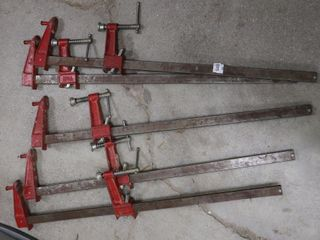 5   24  BAR ClAMPS
