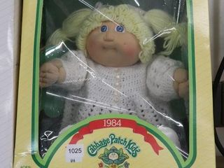 CABBAGE PATCH DOll IN BOX