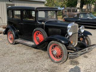 1931 Chevrolet Berlin Sedan