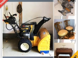 Chadds Ford Moving Online Auction - Cossart Manor Road