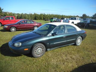 1998 Mercury Sable LS