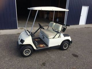1998 G16A Yamaha Gas Golf Cart