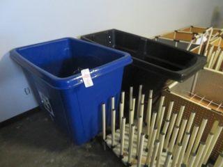 Storage Bins, Lot