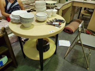 Round Table  H  30 inches x W  30 inches