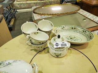 Set  8  Roal Doulton Ceramic China