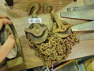 1 4 ton Chain Hoist
