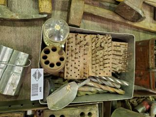 lot of Drill Rotary Bits