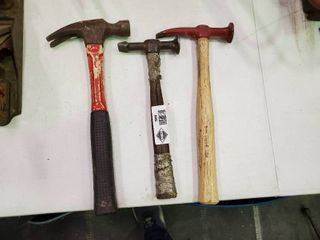 3  Hammers