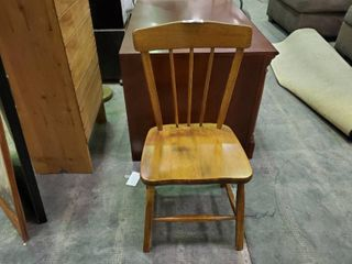 Small Wooden Children s Chair