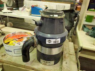Insink Garbage Disposal