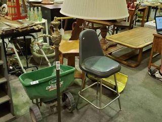 5 2 Vintage Metal Floor lamp