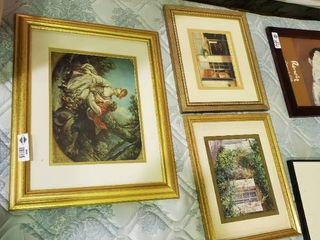 3  Framed Prints  by  Bolzonello