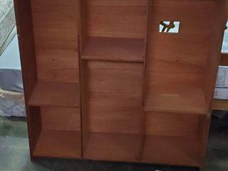Wooden Shelves Book Shelves  H  4  l  6  W  9 5