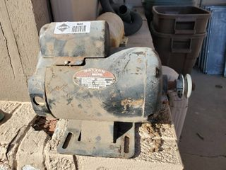 Dayton Electric Motor 3 1 4 HP  Doesnt seem to be seized