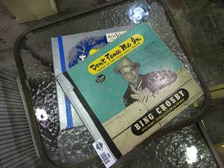 Bing Crosby and Tony Martin s Records