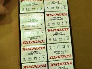 1 Case of Winchester 16 Gauge Shotgun Shells
