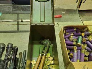 2000 Spring CTAGA Wichita Gun Show lead Mold and Tags
