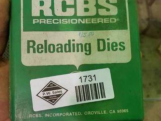 32 20 WCF Reloading Dies