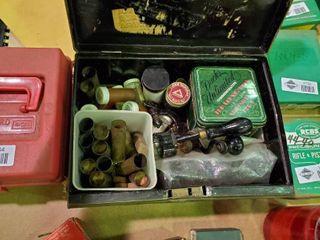 lot of Brass 10 Gauge Shot Shells
