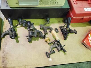 lot of 5 Case Trimmers
