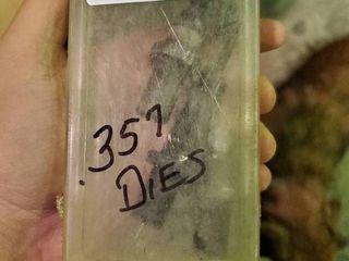 357 Reloading Dies