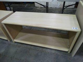 White wood Tv Stand