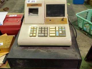Samsung ER 240 Cash Register W  Cash Box