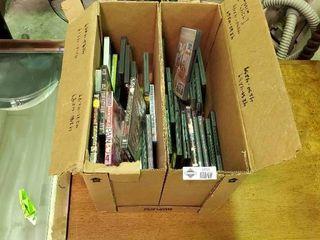 large lot of Pornographic  XXX  DVD s