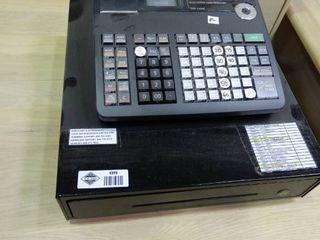 Casio Register and Cash Box