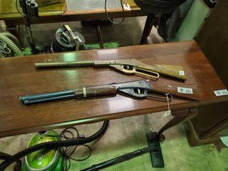2  BB Guns