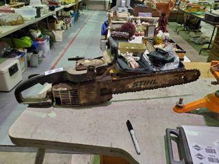Stihl 011AV Chainsaw