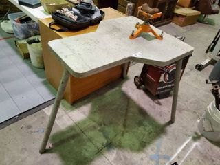 Shooting Table w  Hoppe s Riffle Rest